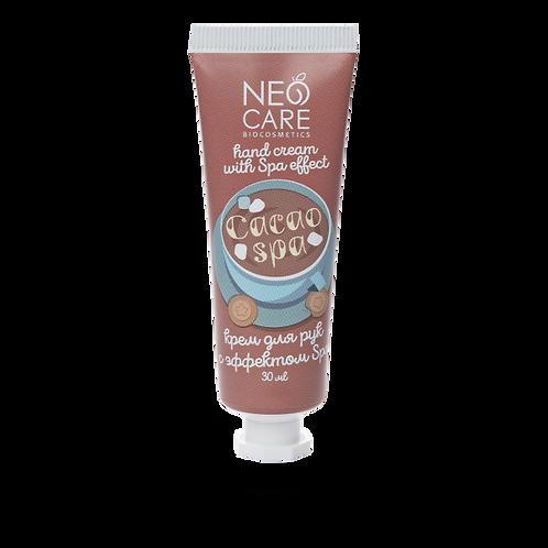 NEO CARE Cacao SPA Крем для рук с эффектом SPA