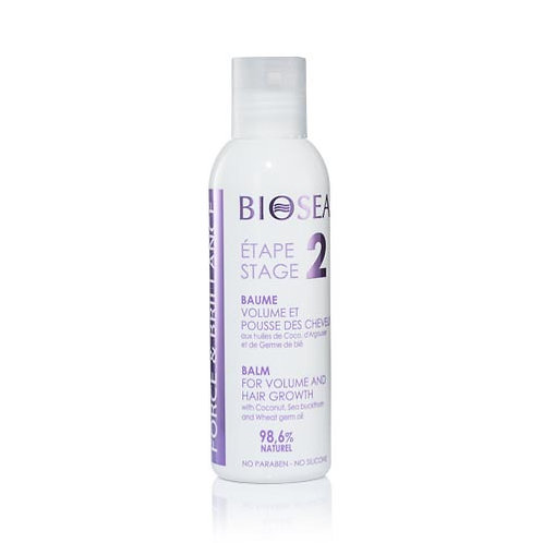 BIOSEA Бальзам для объёма и роста волос Force and Brilliance