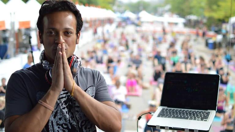 Raise the Vibrations with DJ Taz