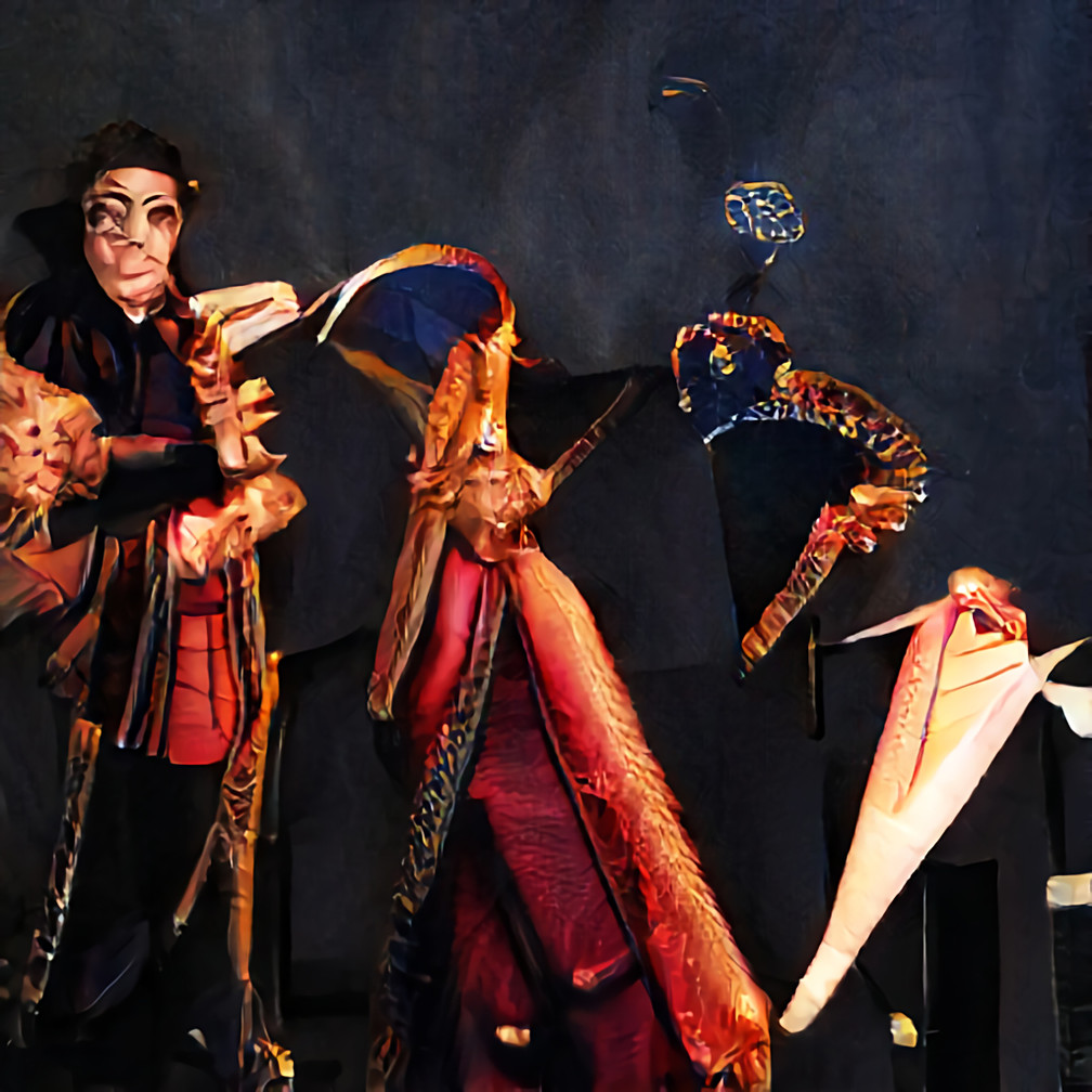 The Prince and his instruments