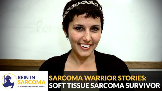 Sarcoma Warrior Stories campaign
