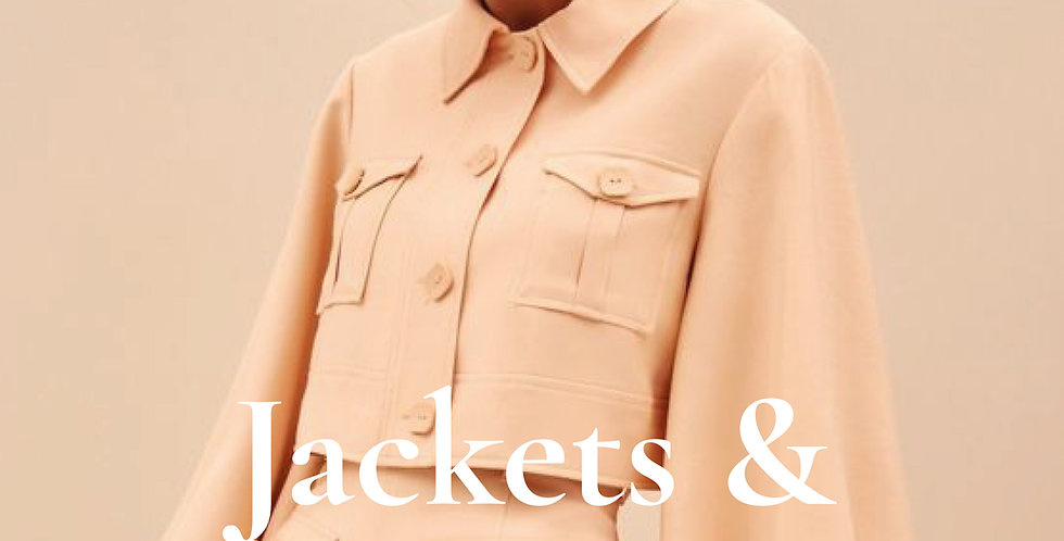 Spring Summer 2021 Womens Jackets and Outerwear Trend Forecast, fashion trends 2021