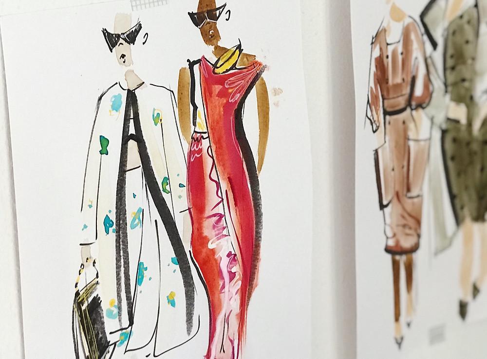 How To Build A Killer Fashion Design Portfolio