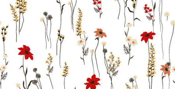 Adobe Illustrator Fashion Print Pattern Seamless vector design trend forecast, floral, fashion trends,