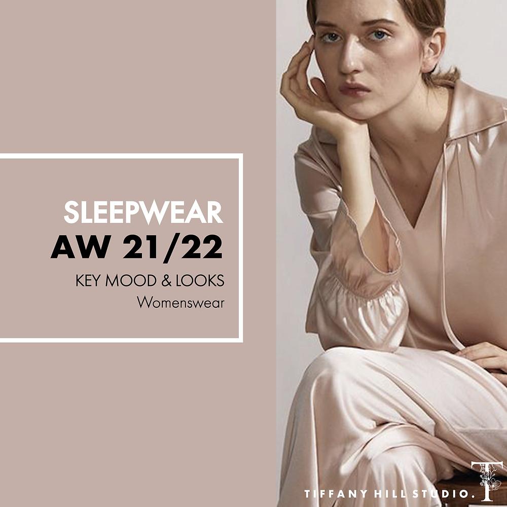aw21 sleepwear trends