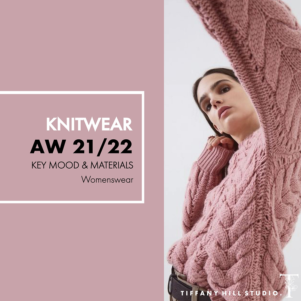 aw21 knitwear trends, fashion trends autumn winter 2021