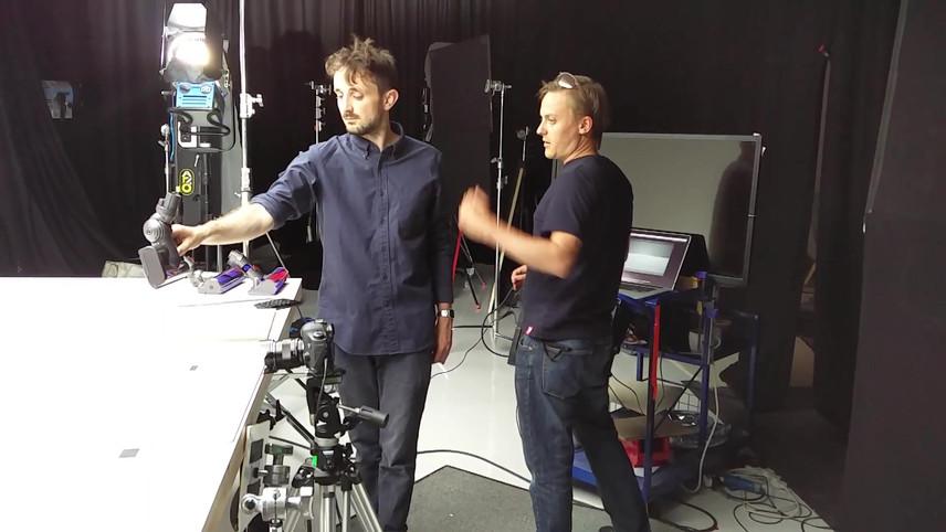 Behind the scenes: pixelation