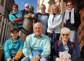 Ausflug zur Ausstellung über Herzogin Luise in St. Wendel