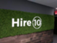 Hire 10 Interior Sign