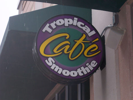 Tropical Smoothie Fabrication Photo (4).