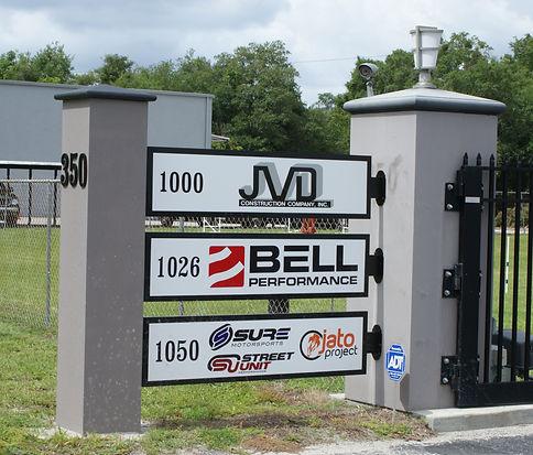 JVD Entrance Sign 01.JPG