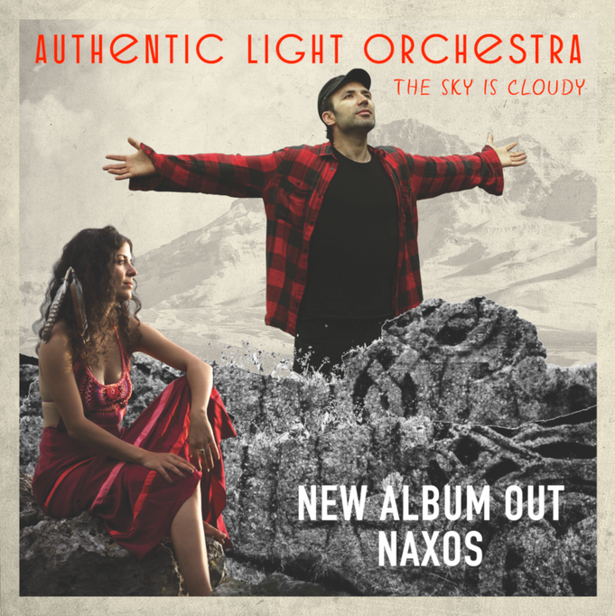 "September 13 our new album ""The sky is cloudy"" will be released on the German label Naxos"