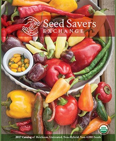 BOOK REVIEW: Seed Savers Exchange Catalog