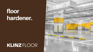 floor hardener.
