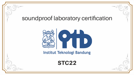 soundproof test result stc22