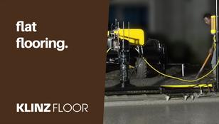 flat flooring.