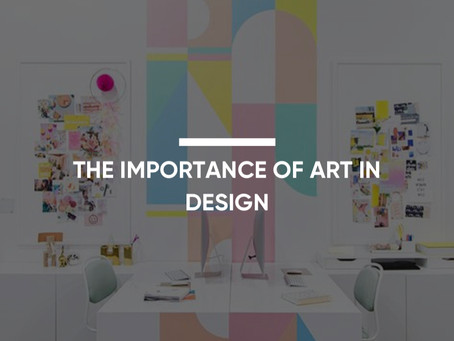 The Importance Of Art In Design