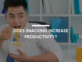 Does Snacking Increase Productivity?