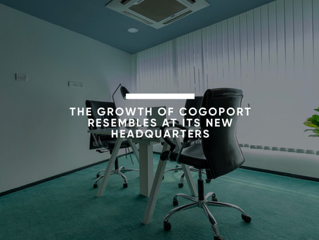 The Growth of Cogoport Resembles At its New Headquarters