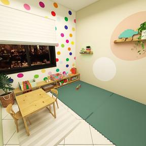 Núcleo Cirandar - Sala de psicologia