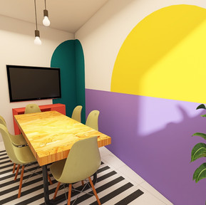 Sala de reunião - Núcleo Plural