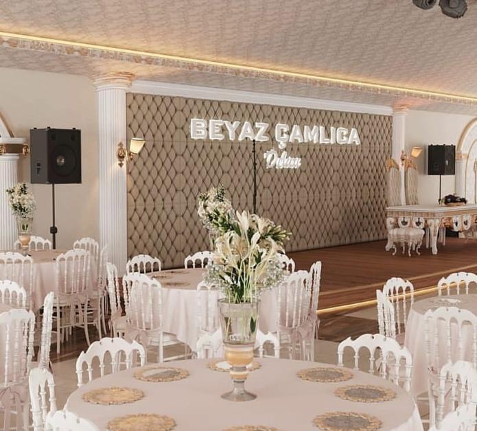 Beyaz Çamlıca Deluxe Düğün Salonu
