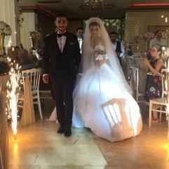 Zelal & Murat çiftimize bir ömür boyu mu