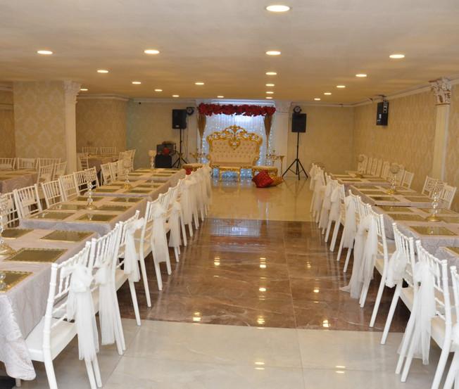 Beyaz Çamlıca GOLD Salonu