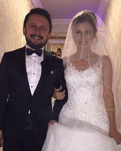 Esra & metin çiftini gol salonumuzda ağı