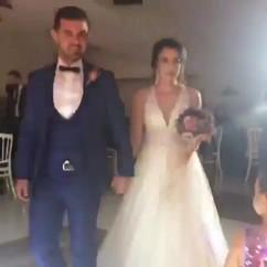 Nişan ile başlayan serüvenimiz düğün ile