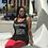 Thumbnail: Black ladies fearless defined tank