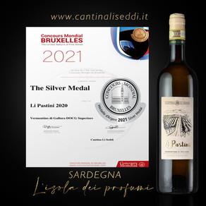 Li Pastini - Medaglia D' Argento Bruxelle