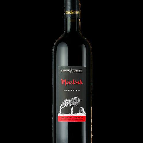 Maistrali 2013 - 100% Cannonau Riserva