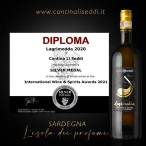 Lagrimedda Silver Medal - Spain 2021