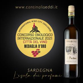 Li Pastini 2020 Medaglia D' oro