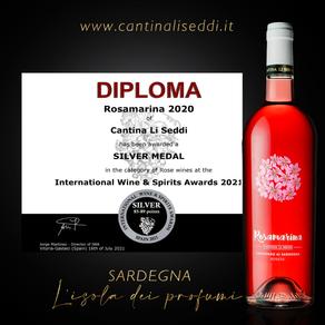 Rosamarina Silver Medal - Spain 2021