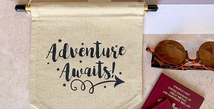 Adventure Awaits Banner