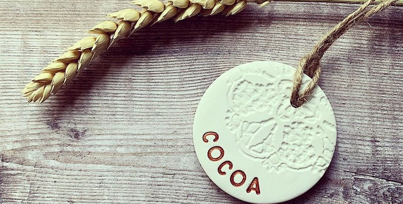COCOA Kitchen Tags