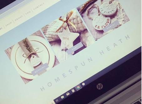 Welcome to Homespun Heath!