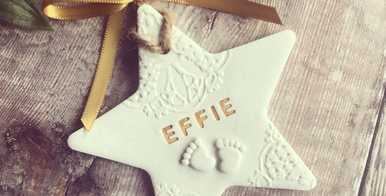 Personalised Baby Star
