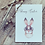 Thumbnail: Hoppy Easter Brown Bunny Print