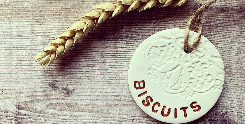 BISCUITS Kitchen Tags