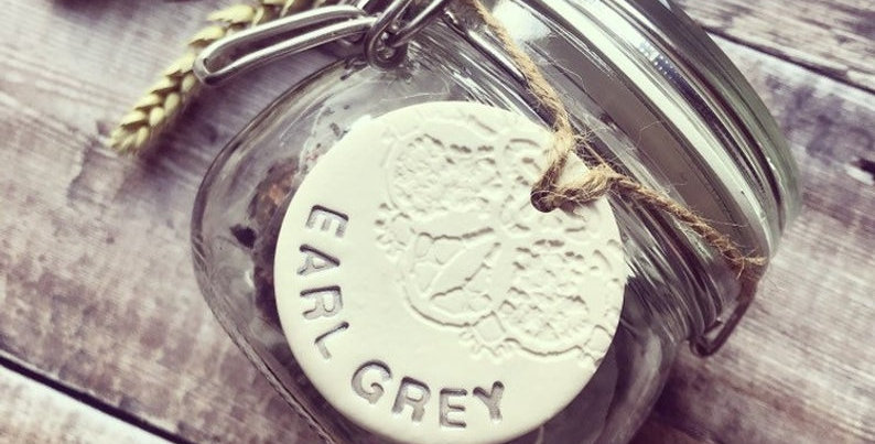 EARL GREY Kitchen Tags