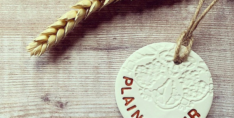 PLAIN FLOUR Kitchen Tags
