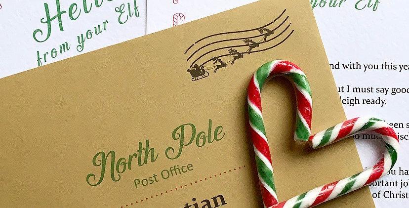 Personalised Elf Arrival Letters