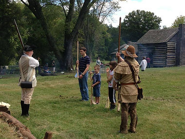 Living History at Marble Springs
