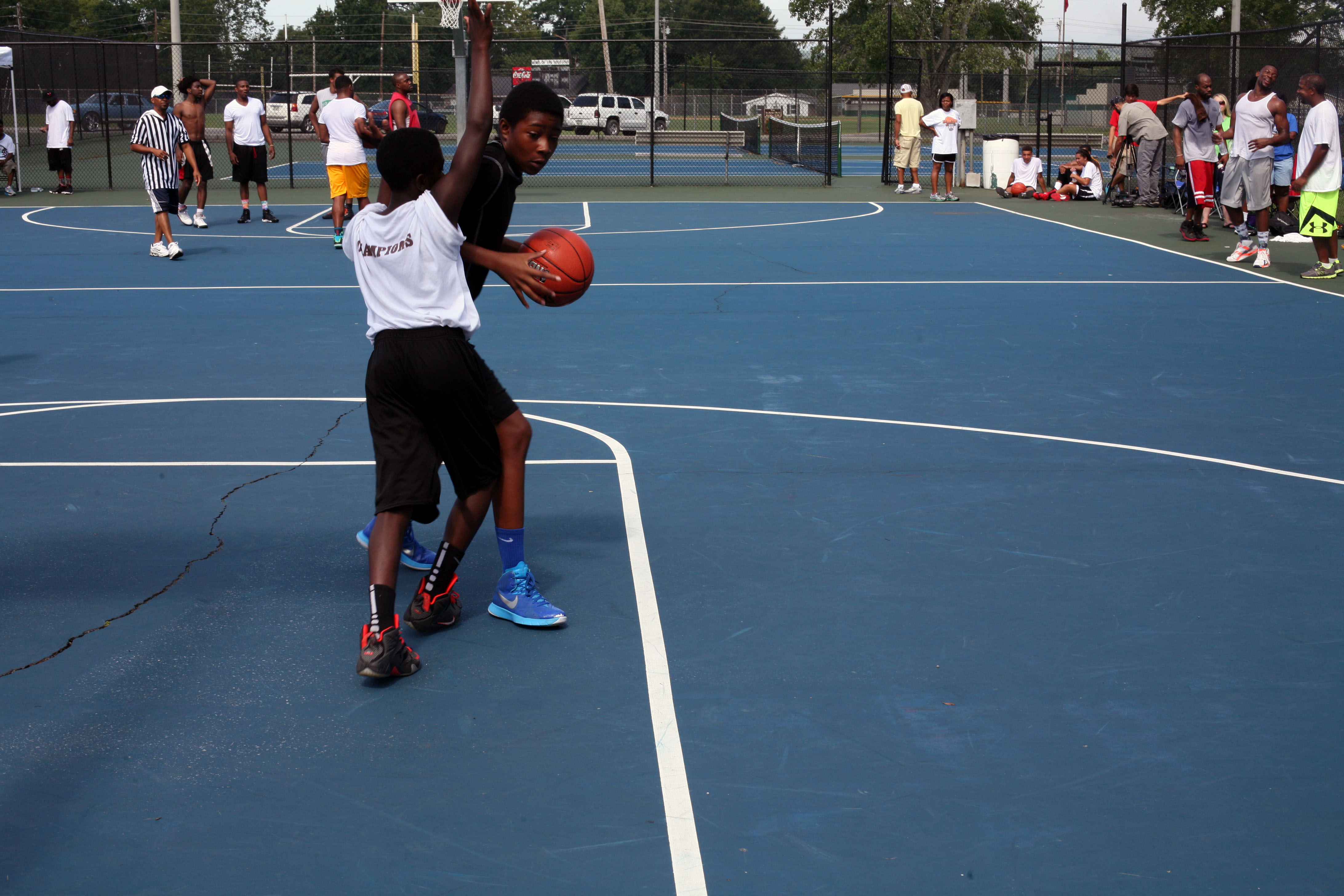 8th of August Basketball