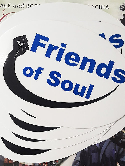 Stickers: Friends of Soul