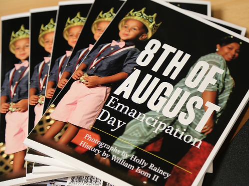 8th of August: Emancipation Day Book