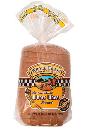 Whole Grain Old Fashion Whole Wheat